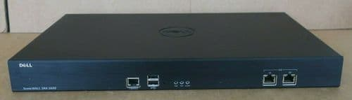 Dell SonicWall SRA 1600 Network Security VPN / Secure Remote Access Appliance